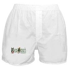 Fermanagh Dragon (Gaelic) Boxer Shorts