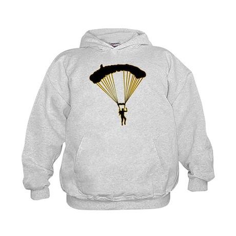 Parachuting Kids Hoodie