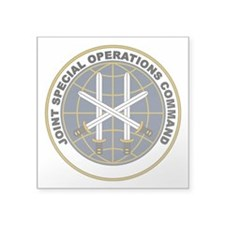 "JSOC Square Sticker 3"" x 3"""