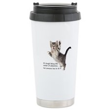Kitten Travel Mug