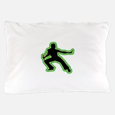 Kung Fu Pillow Case