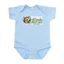 Galway Dragon (Gaelic) Infant Bodysuit