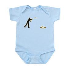 Lawn Darts Infant Bodysuit