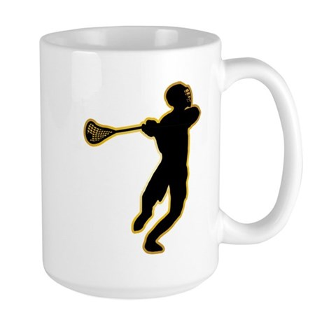 Lacrosse Large Mug