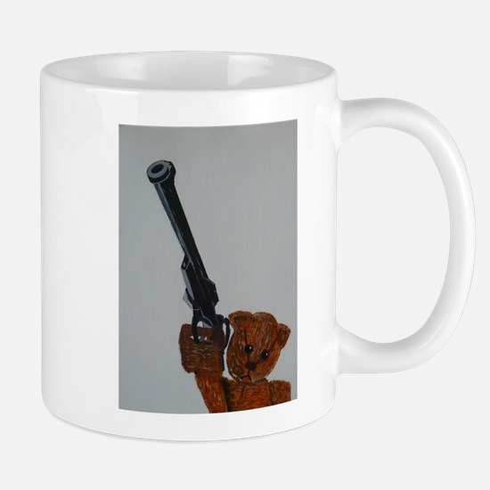 If you go down to the woods today ... Mug
