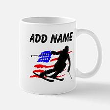 I LOVE SKIING Mug