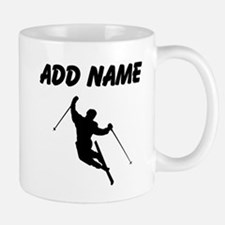 I LOVE SKIING Mug