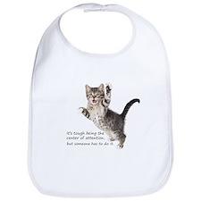 Kitten Bib