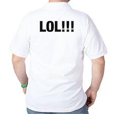 LOL Smiley T-Shirt