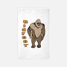 Bigfoot 1 3'x5' Area Rug