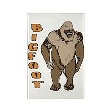 Bigfoot 1 Rectangle Magnet