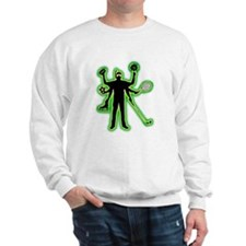 Multi-Talented Sportsman Sweatshirt