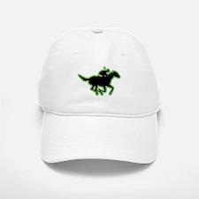 Horse Racing Baseball Baseball Cap