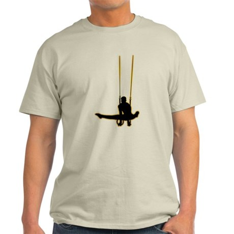 Gymnastic - Still Rings Light T-Shirt