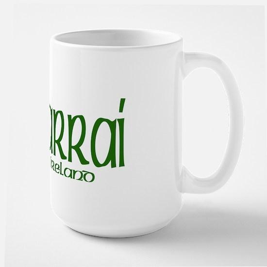 Kerry Dragon (Gaelic) Large Mug