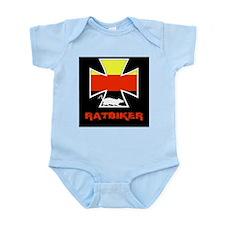 Rat biker Germany Infant Bodysuit
