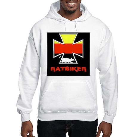 Rat biker Germany Hooded Sweatshirt