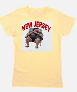 Cute New jersey funny Girl's Tee