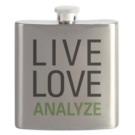 Live Love Analzye Flask