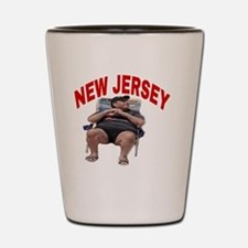 Unique Funny beach Shot Glass