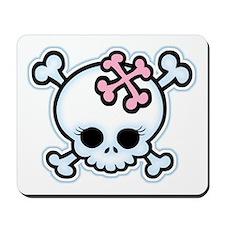 Molly Bones Mousepad