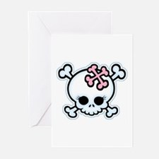 Molly Bones Greeting Cards (Pk of 10)