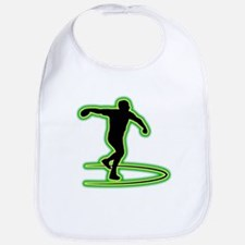 Discus Throwing Bib