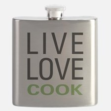 Live Love Cook Flask