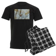 Falling Petunias Performance Dry T-Shirt