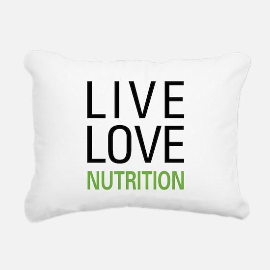 livenutr.png Rectangular Canvas Pillow