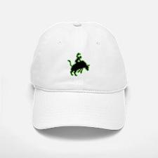 Bull Riding Baseball Baseball Cap