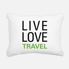livetravel1a.png Rectangular Canvas Pillow