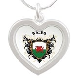 Welsh heritage Heart
