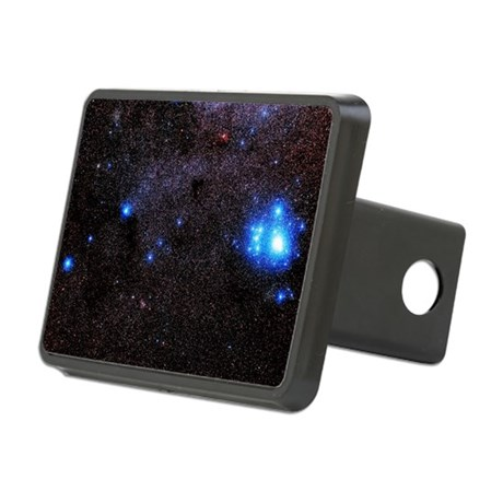 Optical image of the open star cluster IC 2602 - H