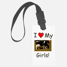 Love My Girls Luggage Tag