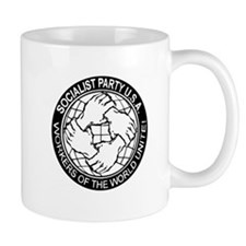 Socialist Party Logo Mug
