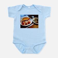 Savory Stuffed Shells Infant Bodysuit