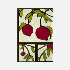 pomegranates Rectangle Magnet