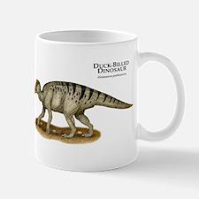 Duck-Billed Dinosaur Mug