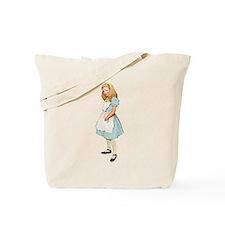 Just Alice Tote Bag