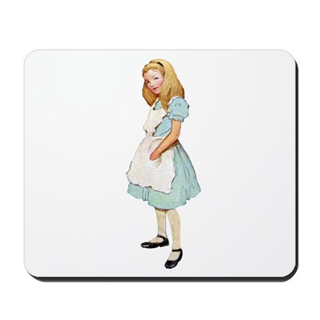 Just Alice Mousepad