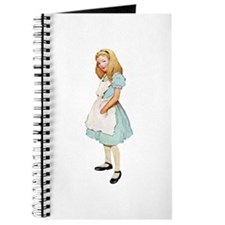 Just Alice Journal