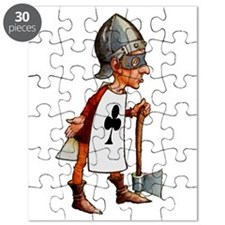 The Queen's Executioner Puzzle