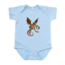 Beware the Jabberwock, My Son! Infant Bodysuit