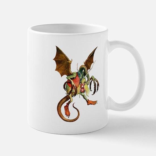 Beware the Jabberwock, My Son! Mug