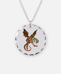 Beware the Jabberwock, My So Necklace