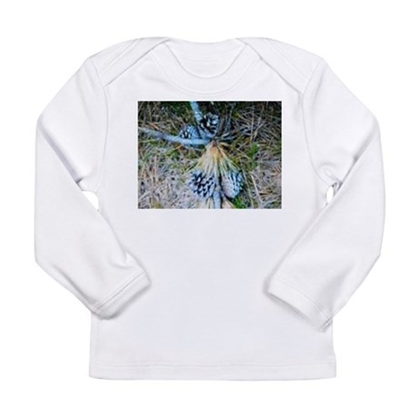 Craft Cones Long Sleeve Infant T-Shirt