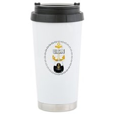 Navy - CPO - Chief - 1 Travel Mug