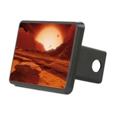 Proxima Centauri planet, artwork - Hitch Cover