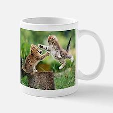 Ninja Kittens Mug